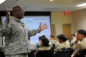 Senior defense attaché shares experience with FAOs