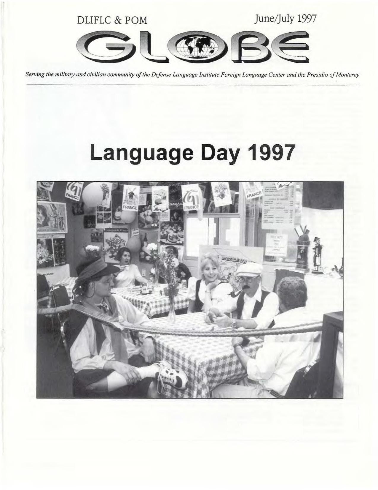 Language Day - June-July 1997
