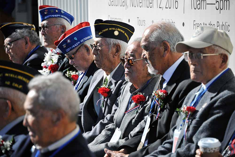 Nisei celebrate 75 years of military legacy