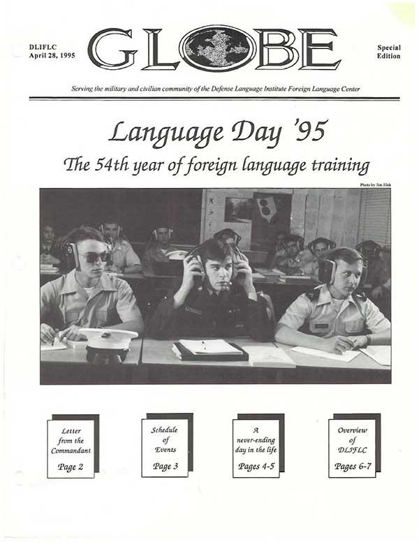 Language Day 1995