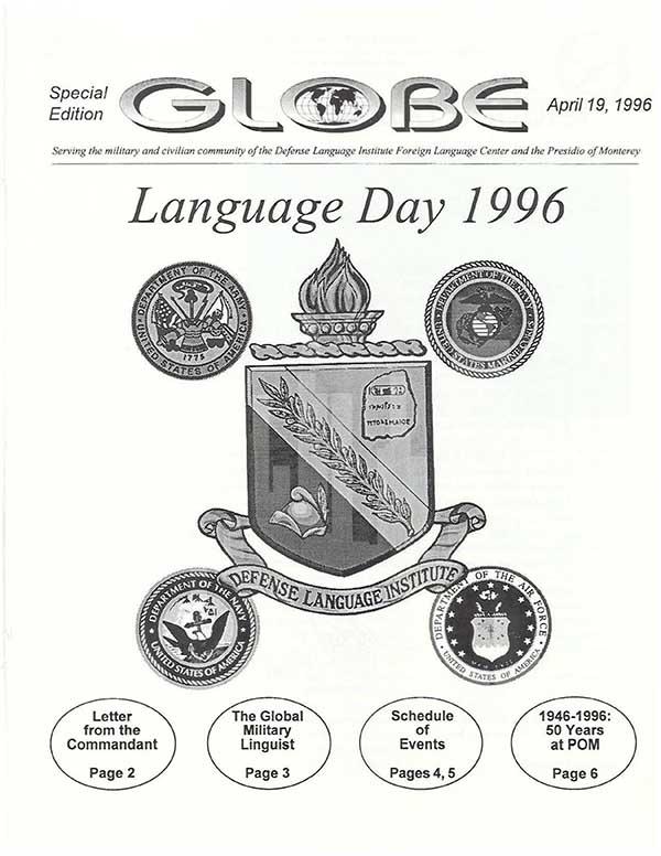 Language Day 1996