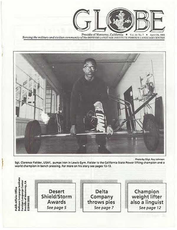 April 24, 1991
