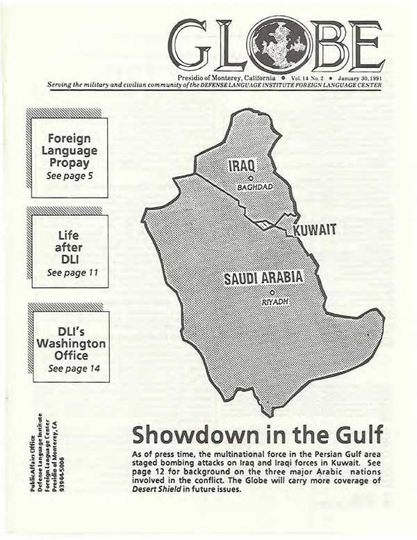 January 30, 1991