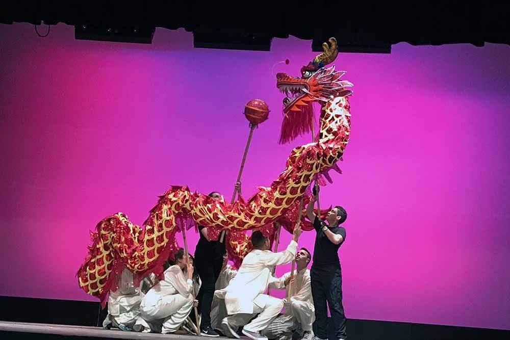 Students succeed again in Mandarin speech contest