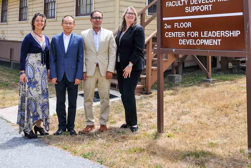 New Center for Leadership Development opens
