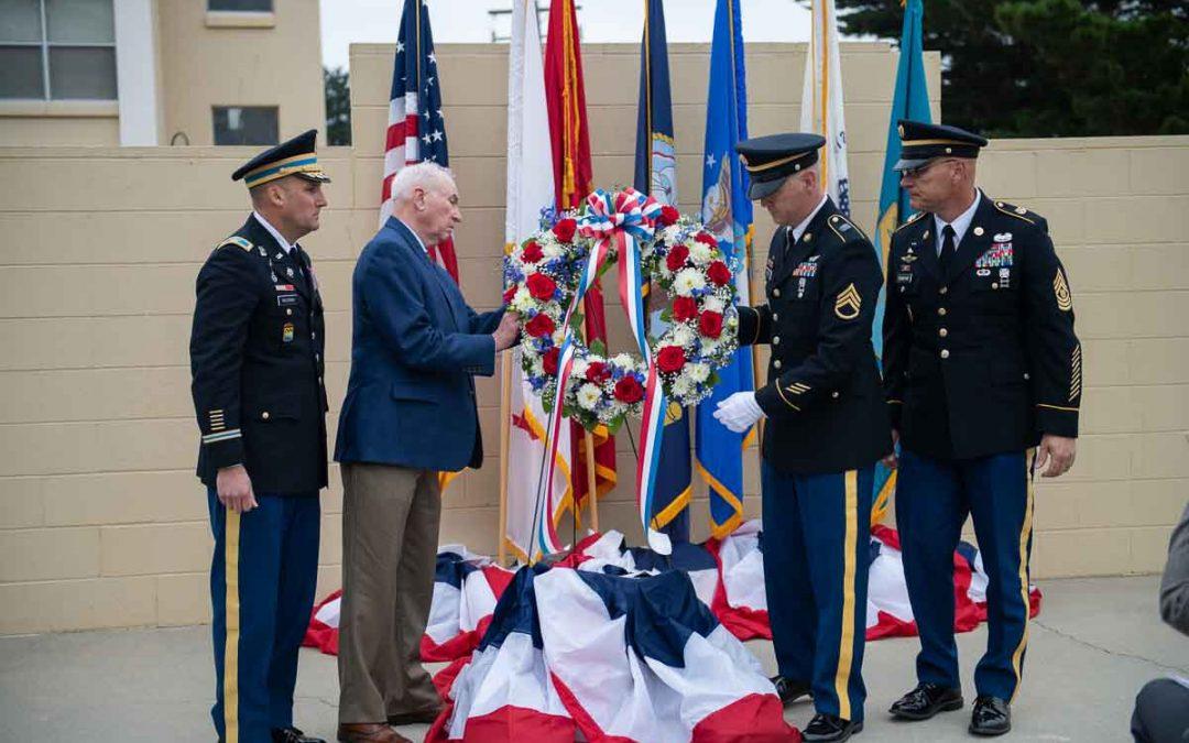 Veterans Day ceremony held at Presidio