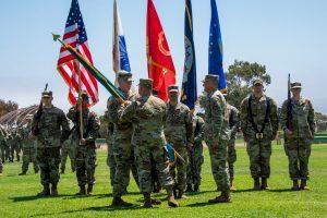DLIFLC commandant relinquishes command